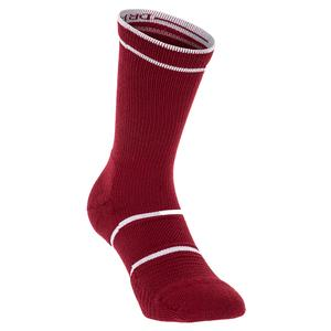 Court Essentials Crew Tennis Socks
