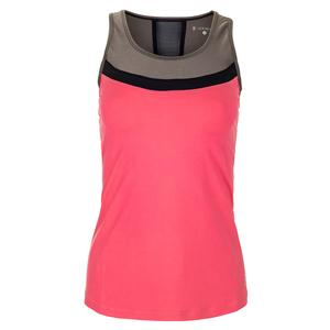 Women`s Change Tennis Tank Peluche and Chance Metallic