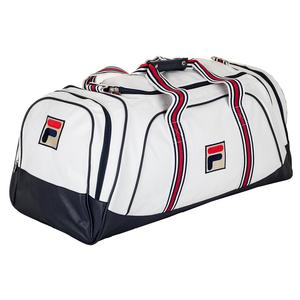 Newton Tennis Duffle Bag White