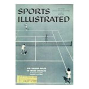 SPORTS ILLUSTRATED Cover June 30, 1958