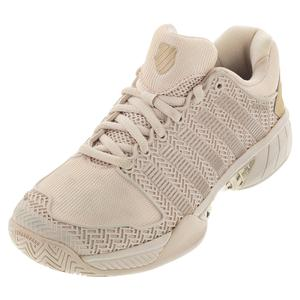 Women`s Hypercourt Express SE Tennis Shoes Pink Tint and Frosted Almond