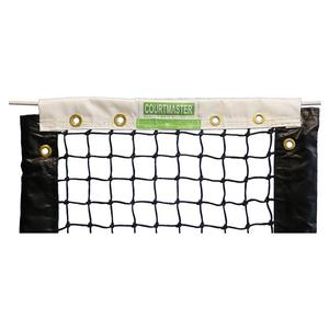 Courtmaster DHS Vinyl Headband Tennis Net