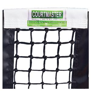 Courtmaster Pro Tour Vinyl Headband Tennis Net