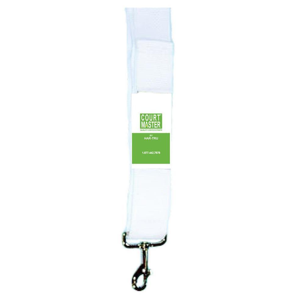 Center Strap With Polypropylene Velcro Adjustable Single- Ended Snap