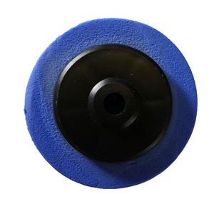 4` Diameter Blue Replacement PVA Foam Roller