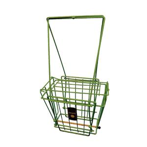 Hoag 75 Ball Basket with Locking Lid and Fiberglass Rods