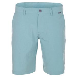 Men`s Beck Tennis Short Heather Beryl Green