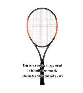WILSON 2017 BURN 100S CV USED TENNIS RACQUET 4_3/8