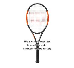WILSON 2017 BURN 95 CV USED TENNIS RACQUET 4_3/8