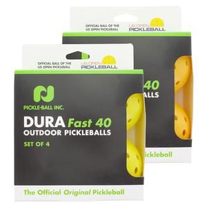 Dura Outdoor Pickleball 4 Pack