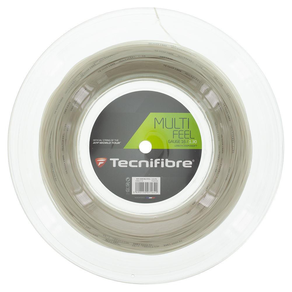 Multi- Feel Tennis String Reel Natural