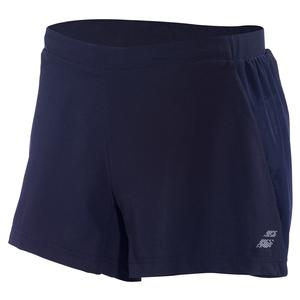 Women`s Performance Tennis Short Black