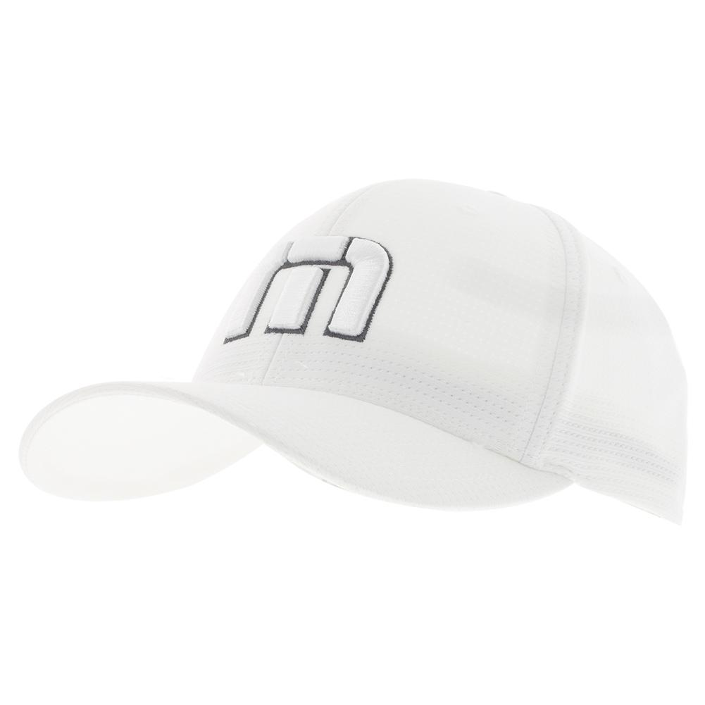 buy popular 13312 05e27 Men s B- Bahamas Tennis Cap White