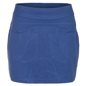 Women`s Dixie Tennis Skort Indigo