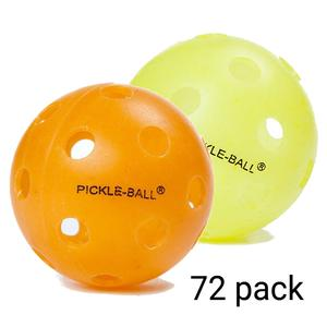 Dura Indoor Pickleball 72 Pack