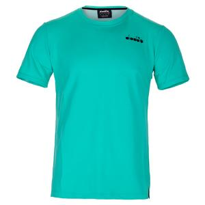 Men`s Easy Tennis T-Shirt Atlantis C
