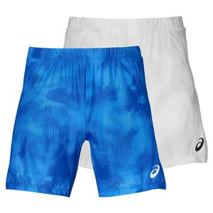 Men`s Club Graphic Tennis Short