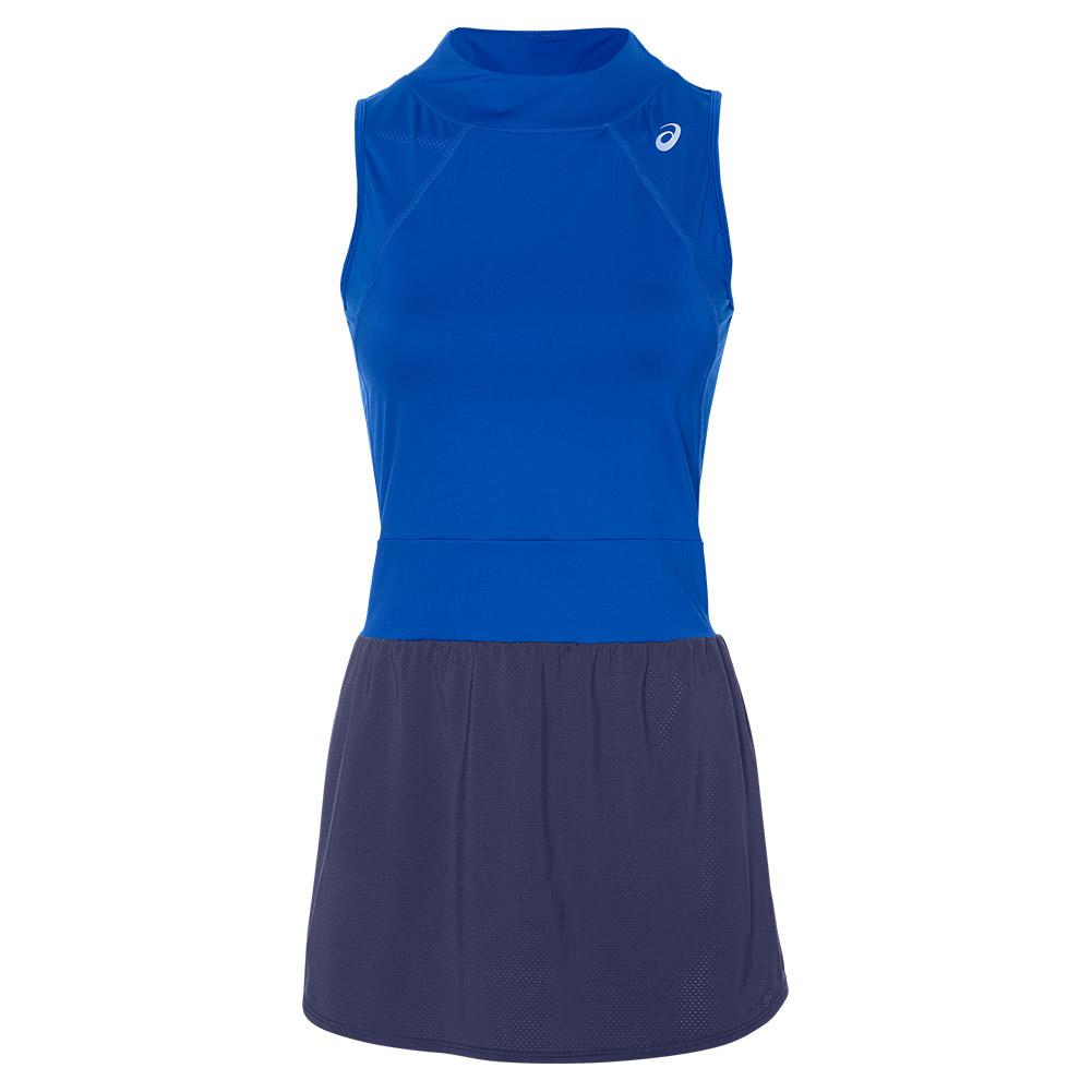 Women's Gel- Cool Tennis Dress Illusion Blue
