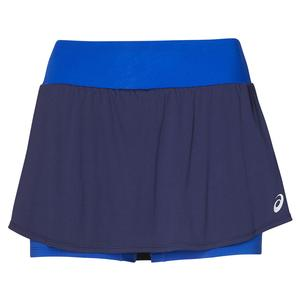Women`s Club Tennis Skort Indigo Blue