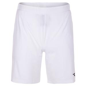 Men`s Bermuda Easy Tennis Short Optical White