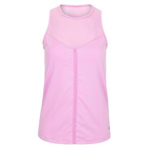Women`s Essential Tennis Tank Acid Orchid