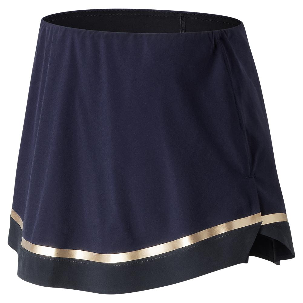 Women's Tournament Tennis Skort Pigment