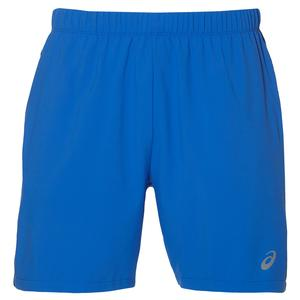 Men`s 7 Inch Performance Short Illusion Blue