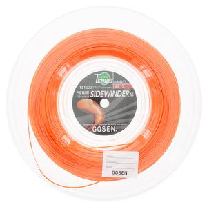 Sidewinder 16G Tennis String Reel Orange