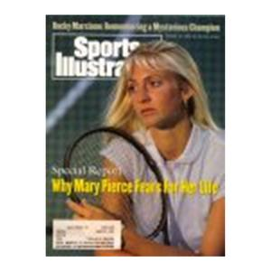 SPORTS ILLUSTRATED Cover August 23, 1993