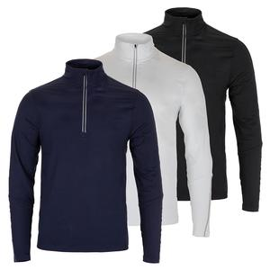 Men`s Fundamental Sintra Half Zip Tennis Jacket