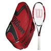 WILSON K Factor KSix-One 95 (18x20) Racquet Combo