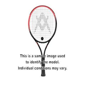 VOLKL TEAM SPEED BLACK LAVA USED RACQUET 4_3/8