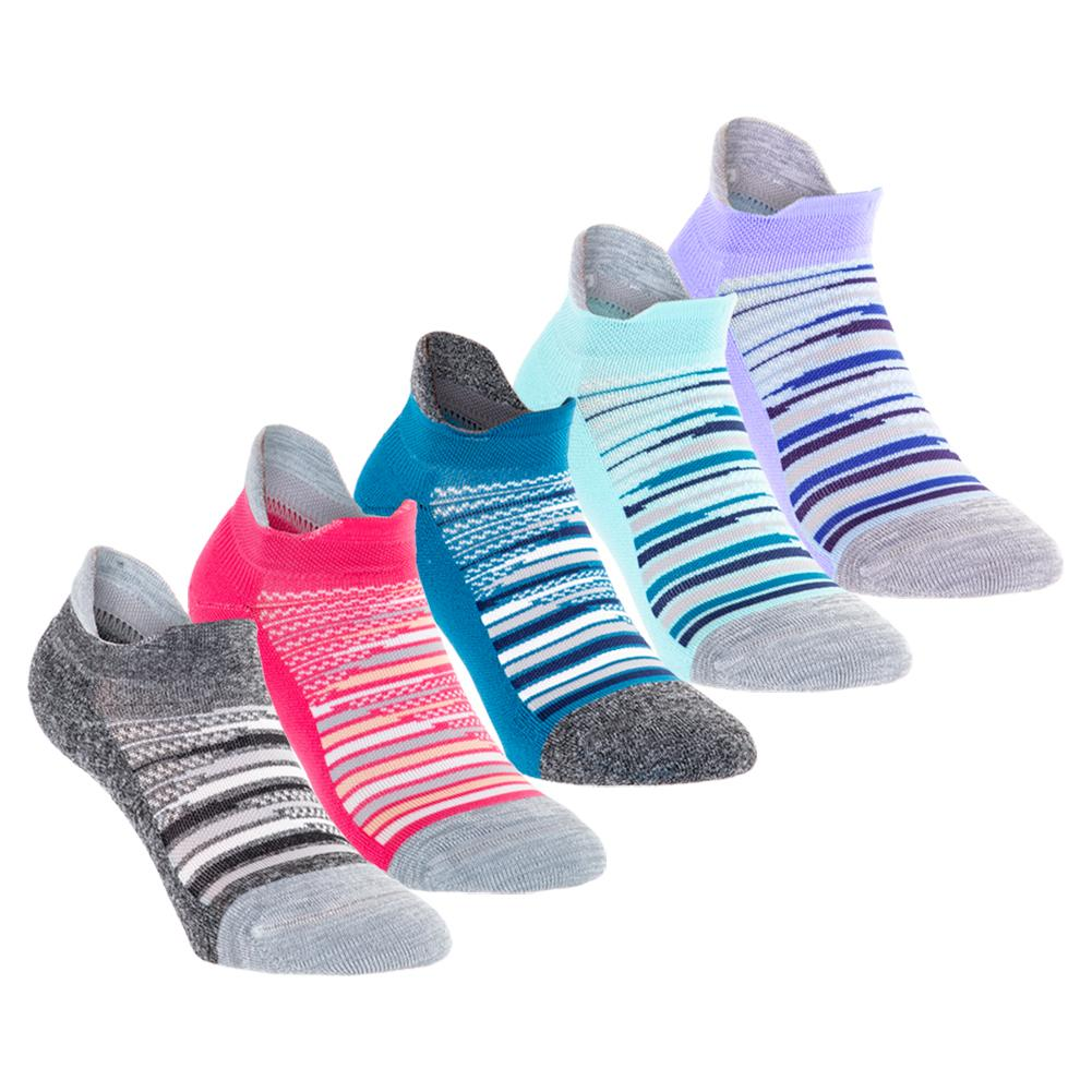 Elite Light Cushion No Show Tab Tennis Socks