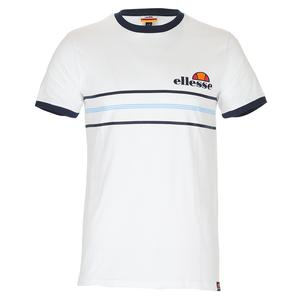 Men`s Gentario Tennis T-Shirt White