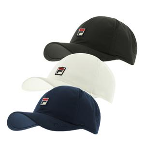 Performance Solid Runner Tennis Cap