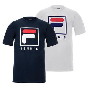Men`s Fundamental F-Box Tennis Tee