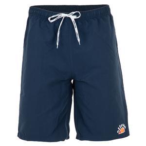 Men`s Ohlo 9 Inch Tennis Short Navy