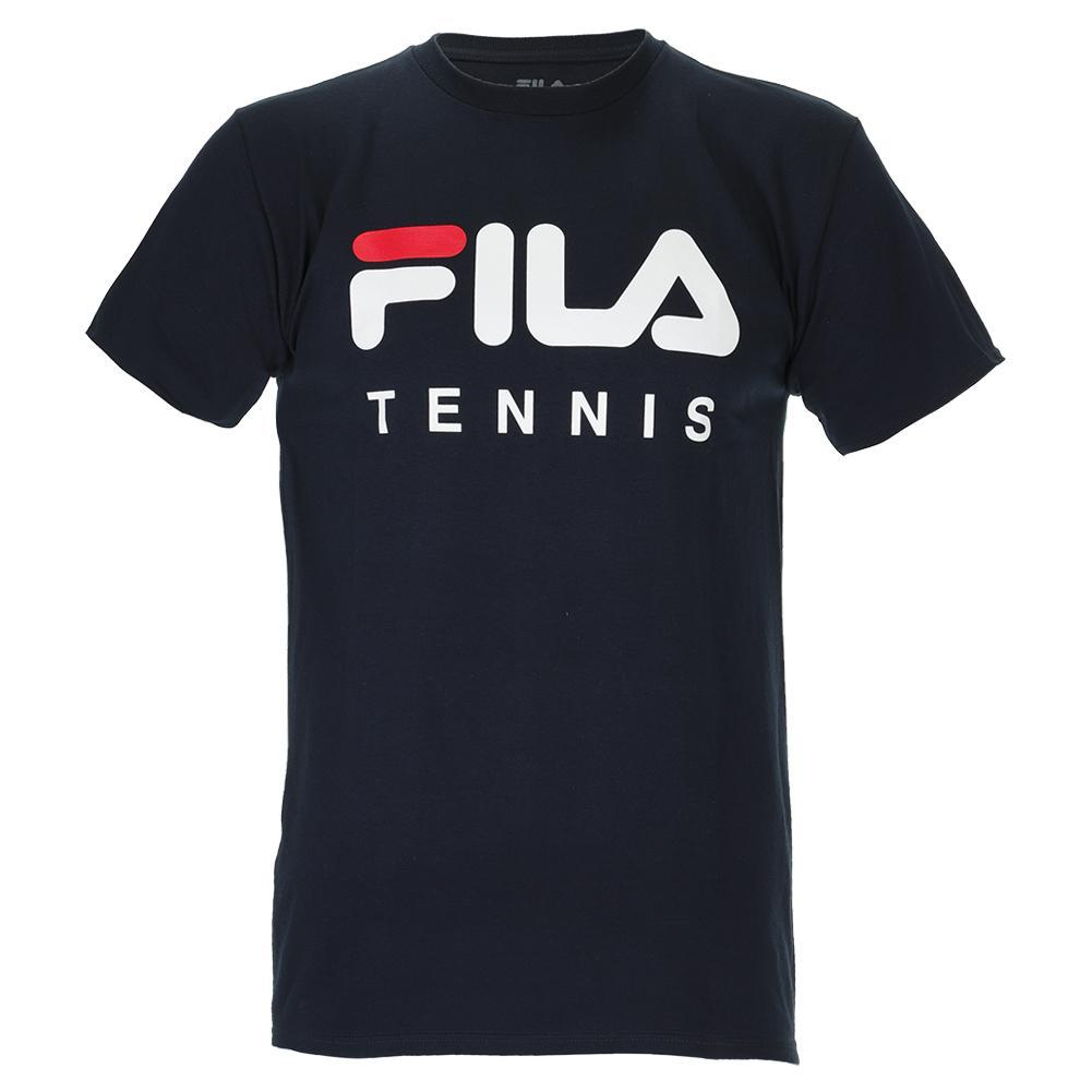 Men's Fundamental Fila Tennis Tee