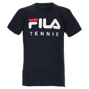 Men`s Fundamental Fila Tennis Tee