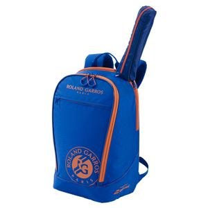 Backpack Club Roland-Garros Tennis Bag Dark Blue and Orange