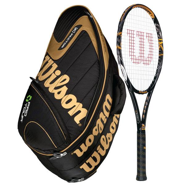 K Factor Kblade 98 Tennis Racquet Combo