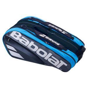 VS Racquet Holder 9 Pack Tennis Bag Blue