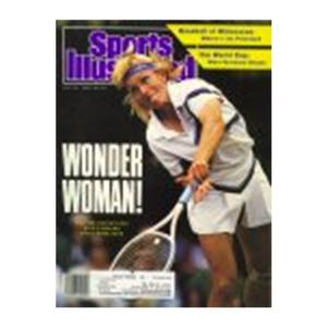 SPORTS ILLUSTRATED Cover July 16, 1990