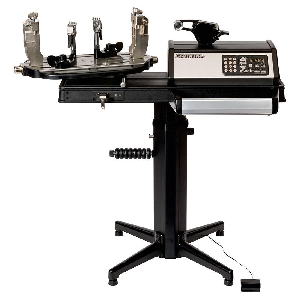 7900 Els 2 Pt Mounting System Stringing Machine