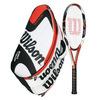 WILSON K Tour Team FX 102 Tennis Racquet Combo