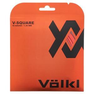 V-Square Tennis String Lava