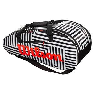 Super Tour 2 Comp Large Tennis Bag Bold