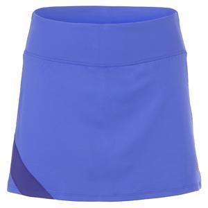 Women`s Infinity 13 Inch Tennis Skort Baja Blue