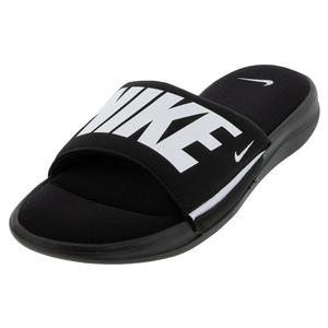 Men`s Ultra Comfort 3 Slide Black and White