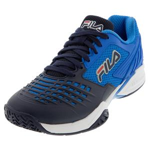 Women`s Axilus 2 Energized Tennis Shoes Nautical Blue and Blue Curacoao